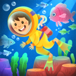 Kiddos under the Sea : Fun Early Learning Games APK MOD 1.0.3