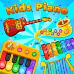 Kids Piano: Animal Sounds & musical Instruments APK MOD 1.0.3