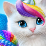 Knittens – A Fun Match 3 Game  APK MOD 1.52