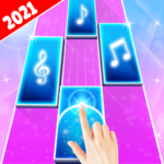 Magic Music Piano : Music Games – Tiles Hop APK MOD 1.0.2