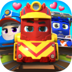 Mighty Express – Play & Learn with Train Friends APK MOD 1.2.8