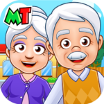 My Town : Grandparents Play home Fun Life Game APK MOD 1.03
