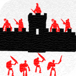 One on one: Siege of castles – Offline strategy APK MOD 42