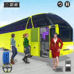 Public Transport Bus Coach: Taxi Simulator Games   APK MOD 1.5