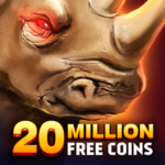 Rhino Fever: Free Slots & Hollywood Casino Games APK MOD 1.50.7