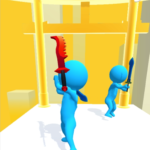 Sword Play! Ninja Slice Runner 3D  APK MOD 3.2