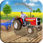 Tractor Drive 3D : Offroad Sim Farming Game APK MOD 2.0.2