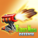 Turret Merge Defense APK MOD 1.07