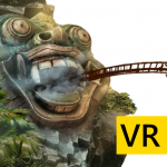 VR Temple Roller Coaster for Cardboard VR APK MOD 1.7.0