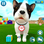 Virtual Puppy Dog Simulator: Cute Pet Games 2021   APK MOD 2.3
