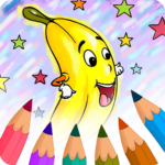 First Coloring book for kindergarten kids APK MOD 3.0.1