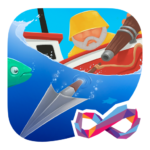 Harpoon FRVR – Spear Fishing Gone Wild APK MOD 1.3.15