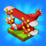 Merge Airplane Cute Plane Merger  APK MOD 2.3.8