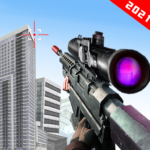 Real Sniper 3D FPS Shooting Game: New Sniper Games APK MOD 1.0.8