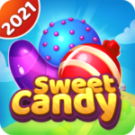 Sweet candy puzzle – Triple match games APK MOD 1.6