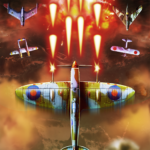 Top Fighter WWII airplane Shooter   APK MOD 4