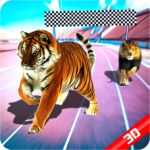 Wild Animals Racing 3D APK MOD 3.9