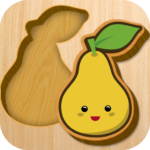 Baby Wooden Blocks Puzzle APK MOD