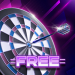 Darts and Chill: super fun, relaxing and free APK MOD