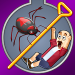 Freeze the Spider – Pull the Pin Game APK MOD