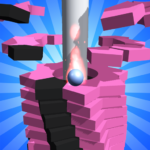 Helix Stack Jump: Fun & Free Addicting Ball Puzzle APK MOD