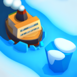 Icebreakers – idle clicker game about ships APK MOD