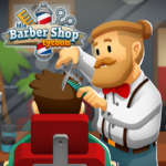 Idle Barber Shop Tycoon Business Management Game  APK MOD 1.0.6