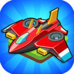 Merge Planes – Best Idle Relaxing Game APK MOD