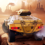 Metal Force: PvP Battle Cars and Tank Games Online APK MOD 3.47.5