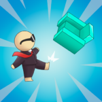 Office Attack 3D!  APK MOD 3