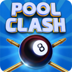 Pool Clash: new 8 ball billiards game APK MOD