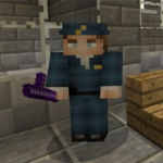 Prison Escape and Evasion maps and mods for MCPE APK MOD