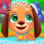 Puppy care guide games for girls APK MOD