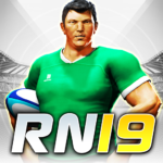 Rugby Nations 19 APK MOD