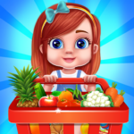 Supermarket Manager – Shopping Mall for Girls APK MOD 1.1