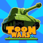 Toon Wars Awesome PvP Tank Games  APK MOD 3.62.5