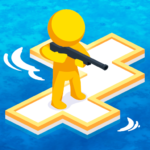 War of Rafts Crazy Sea Battle  APK MOD 0.15.0.2