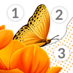April Coloring – Color by Number & Coloring Games APK MOD