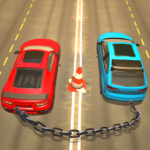 Chained Car Racing Games 3D  APK MOD 3.3
