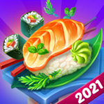 Cooking Love – Crazy Chef Restaurant cooking games APK MOD