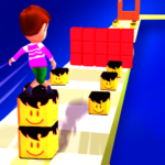 Cube Tower Stack 3D APK MOD