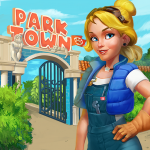 Park Town: Match 3 Game with a story! APK MOD