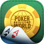 Poker World: Texas hold'em APK MOD