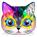 Polyart Coloring by Numbers APK MOD 3.1