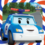 Robocar Poli: Mailman! Good Games for Kids! APK MOD
