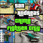 San Andreas Crime Fighter City APK MOD