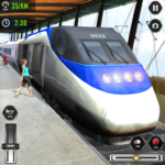 Train Driving Simulator 2020: New Train Games APK MOD