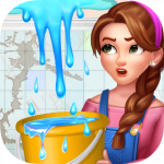 House Design: Home Cleaning & Renovation For Girls APK MOD