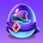 Merge Witches merge&match to discover calm life  APK MOD 2.3.0
