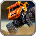 Monster Truck trials off-road Drive Free Game 2020 APK MOD